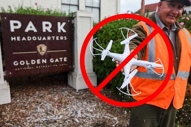 Can I fly my rc plane in National Parks?